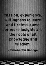 EMEASOBA GEORGE biography